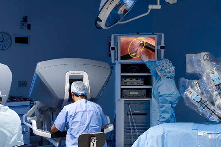 Robotic Prostatectomy